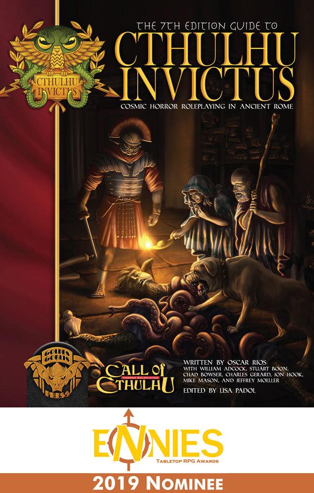 Golden Goblin Press and the ENnies! - Golden Goblin Press